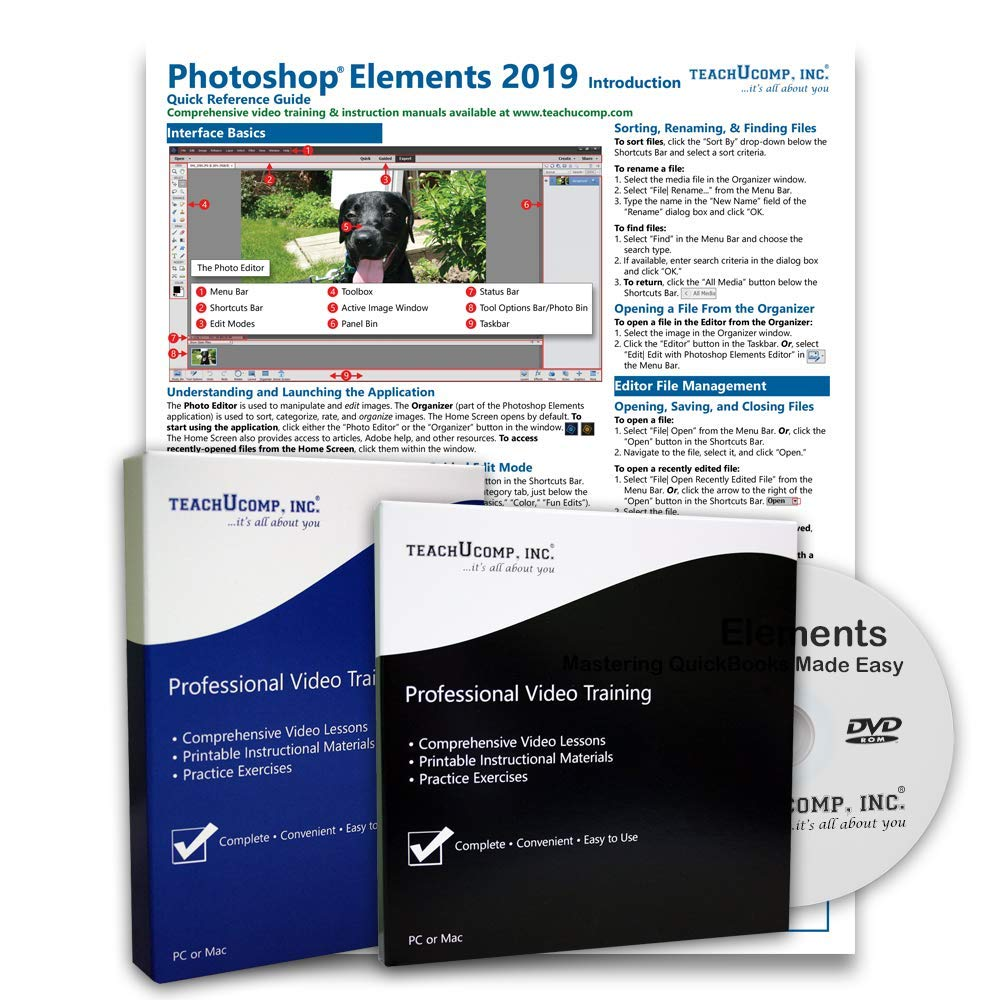 adobe photoshop elements or photoshop