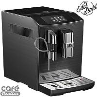 ONE-TOUCH✔ Kaffeevollautomat✔ Edelstahlgehäuse✔ schwarz-gebürstet✔ Café Bonitas✔ Tech1✔ Touchscreen✔ Dualboiler✔ 19 Bar✔ ✔ Kaffeeautomat✔ Kaffeemaschine✔ Kaffee Espresso Latte Kaffee