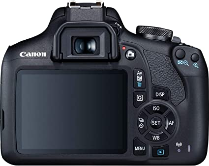 Canon EOS 2000D BK BODY EU26 Cuerpo de la cámara SLR 24,1 MP CMOS ...