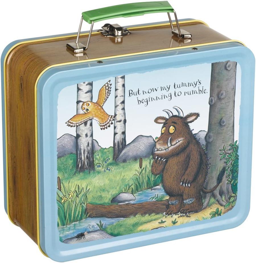The Gruffalo GRU019 - Caja metálica para el Almuerzo: Amazon.es: Hogar