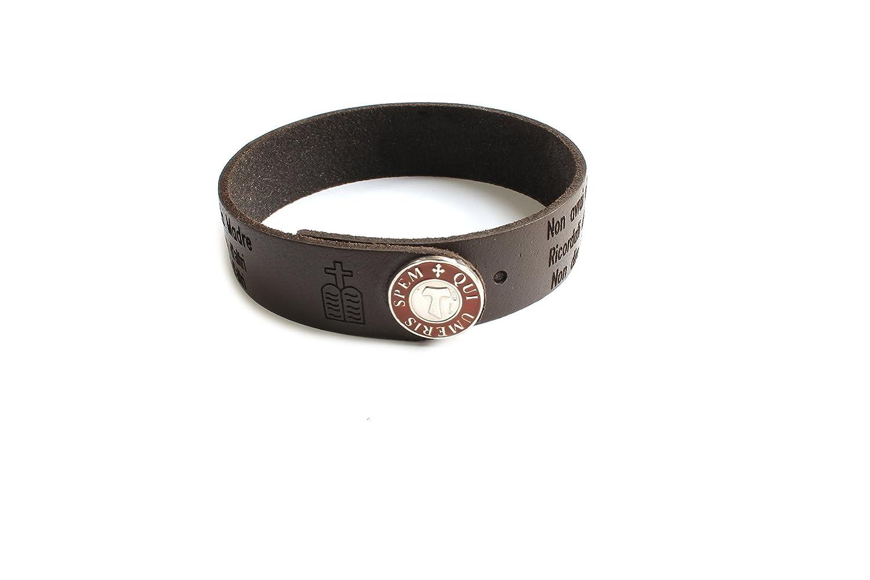 Bracciale Comandamenti argento moda Unisex Prega Collection