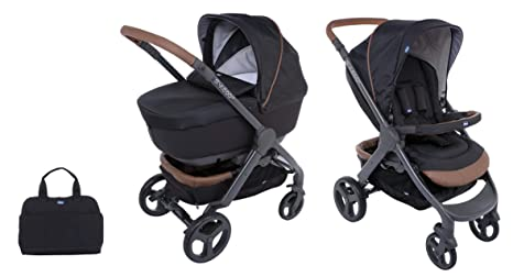 CHICCO 04079223310000 Duo Styl EGO Up Crossover (Sport carro + ...