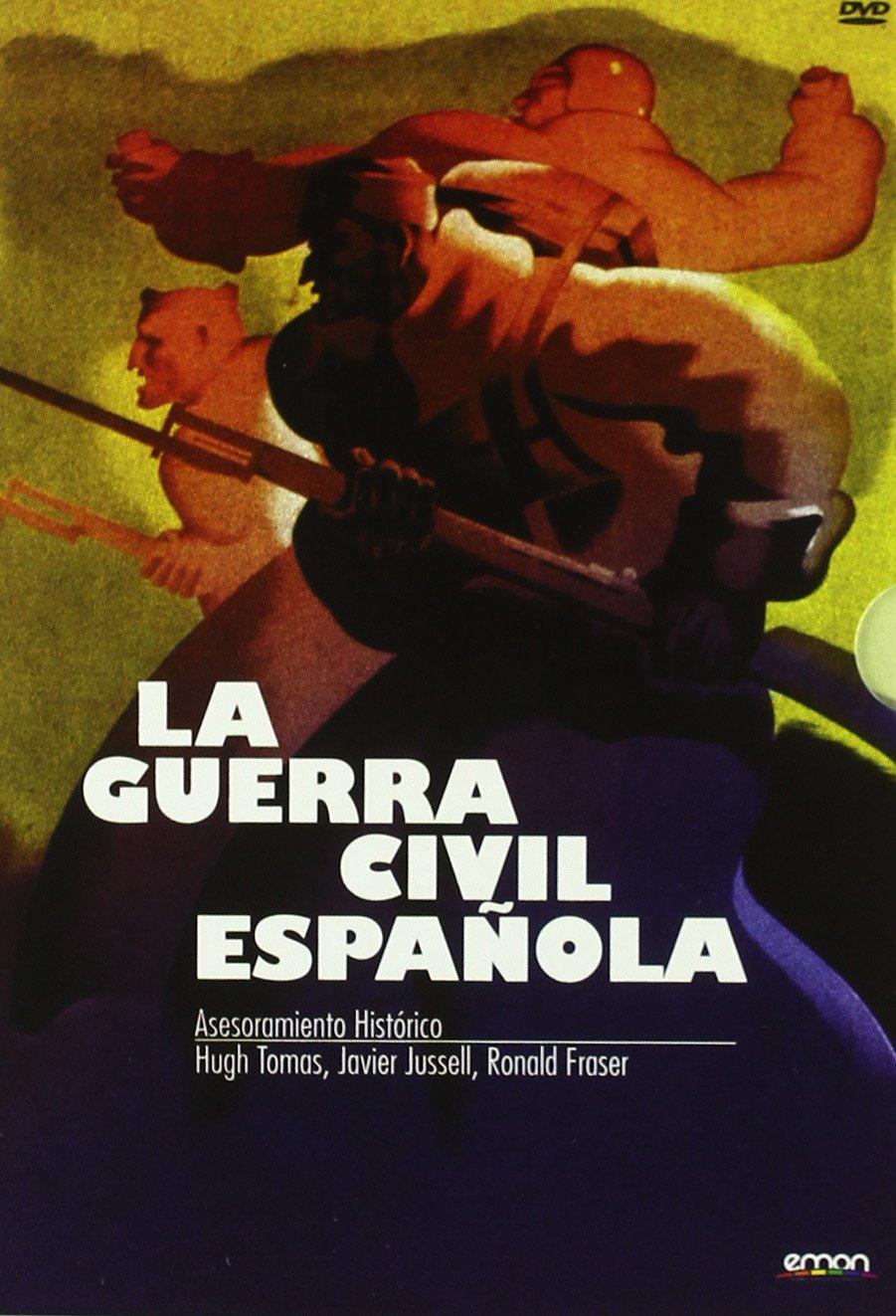 La Guerra Civil Española [DVD]: Amazon.es: David Hart: Cine y Series TV