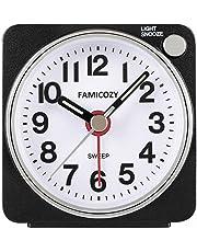 Famicozy Small Travel Alarm Clock