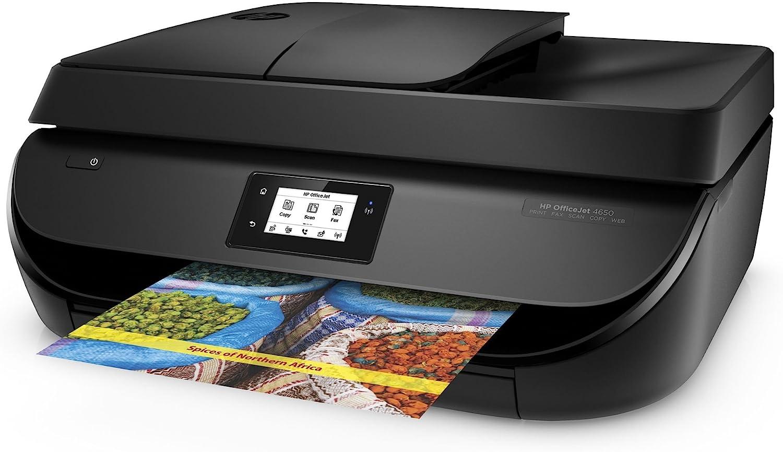 HP OfficeJet 4650 - Impresora multifunción inalámbrica (inyección ...