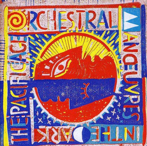 CD : Orchestral Manoeuvres in the Dark - The Pacific Age (CD)
