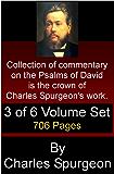 THE TREASURY OF DAVID Vol. 3 (Psalms 51-75)