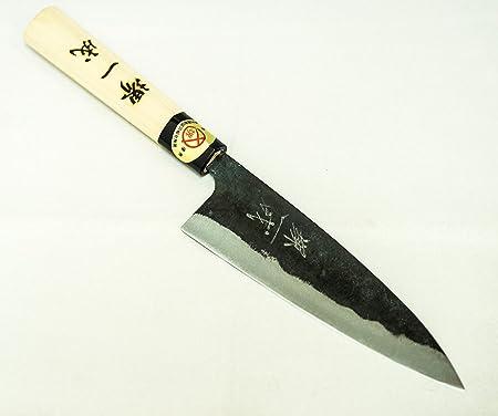 Compra [Japón Hecho] Hocho: multi propósito cuchillo japonés 165mm (6.5in)  tienda de encargo hecha en Amazon.es