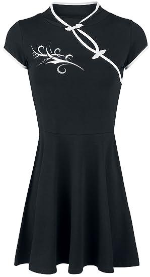 Ordre De Vente Pas Cher Fashion Victim Turn Up Noué dans le cou noir S Vente Pas Cher Avec Mastercard Magasin À Vendre authentique hzTwF