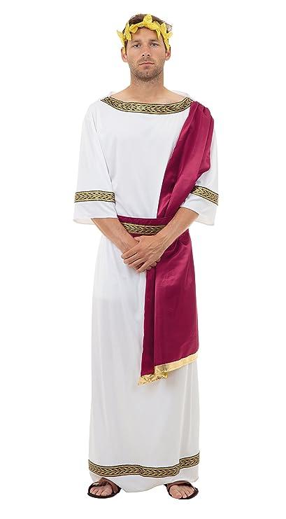 Amazon.com: Bristol Novelty Ac364 Greek God Costume, Chest ...