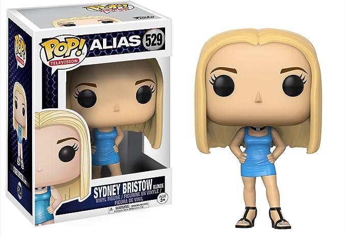 Funko Pop Alias 529 Sydney Bristow Blonde