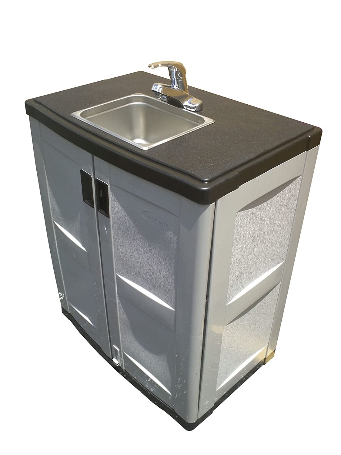Portable Sink Self Contained Hand Wash Station With Cold Electronicsr 61647622 3way Norcold Refrigerator Circuit Board And Hot Water Appliances