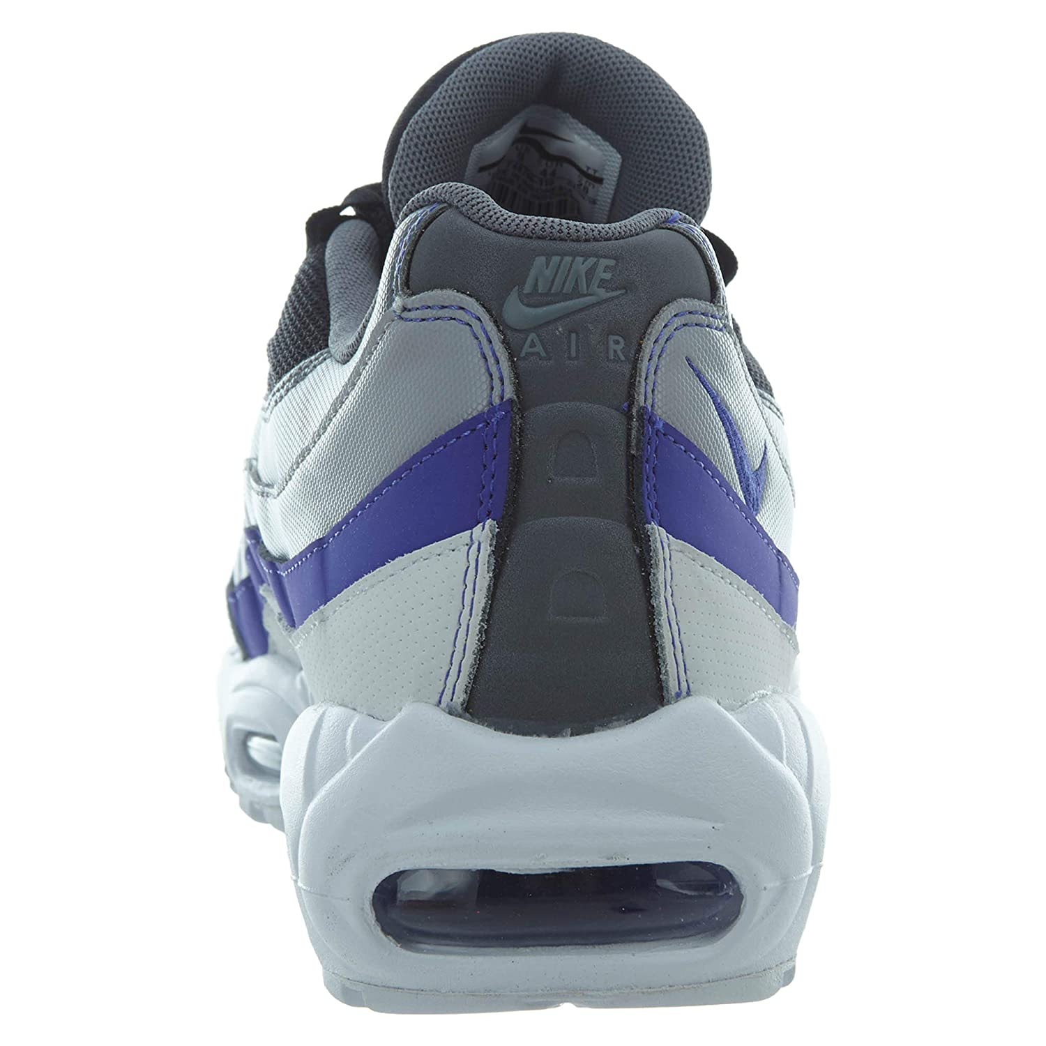 best service d3351 5984a Nike Men s Air Max 95 Essential Low-Top Sneakers  Amazon.co.uk  Shoes   Bags