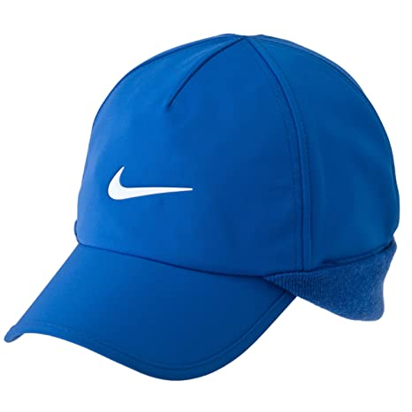 17ab66fac7a Nike Men s 2014 Protect Winter Therma Fit Golf Cap One size Game Royal   Amazon.ca  Luggage   Bags