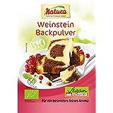 Bio Weinstein-Backpulver (3 Stk)