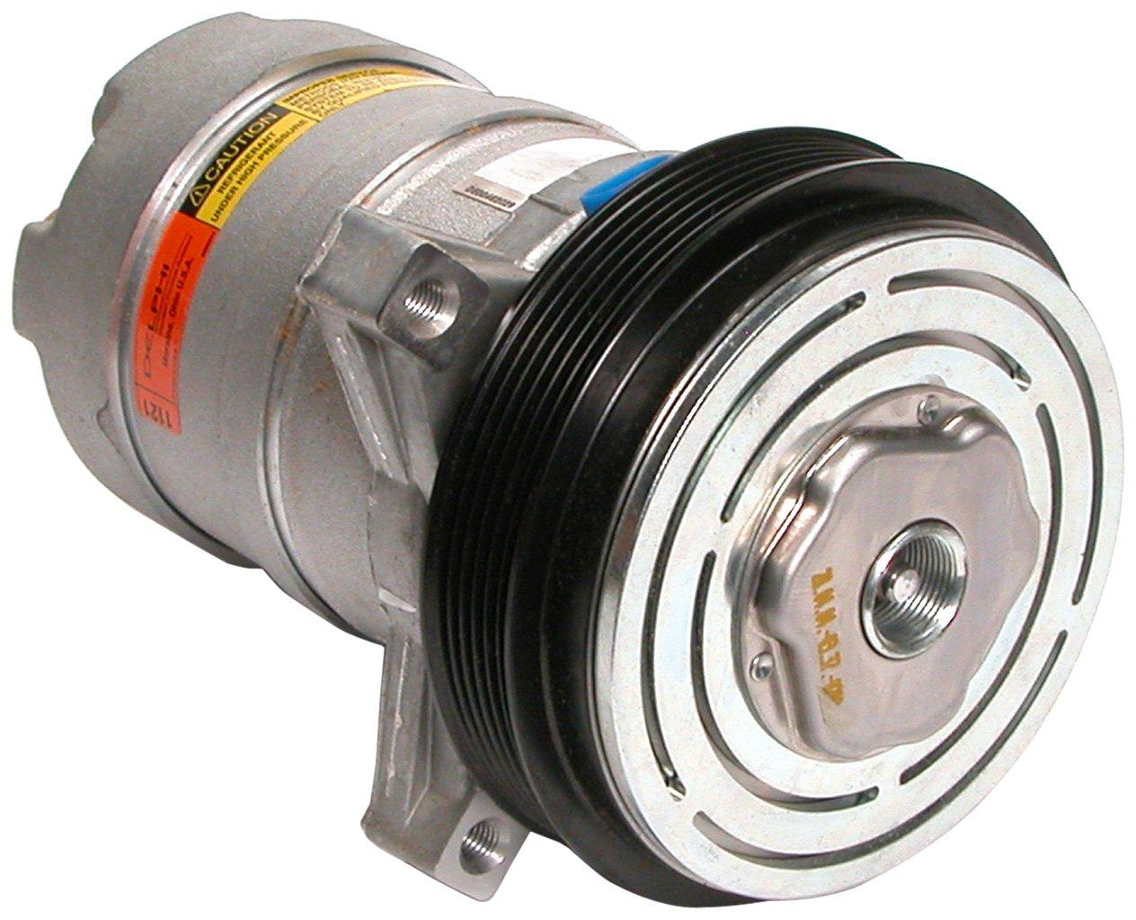 Delphi CS0129 Air Conditioning Compressor DECS0129
