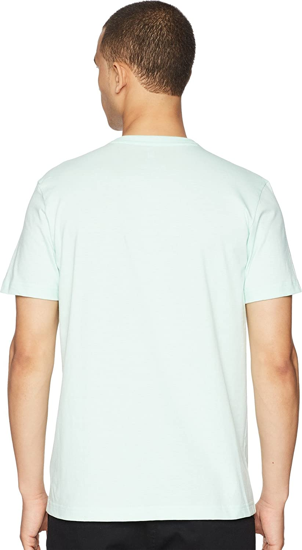 Psycho Bunny Mens Classic V-Neck Tee Shirt
