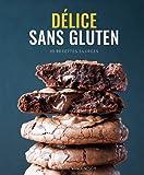 Délice Sans Gluten - Livre de recettes sans gluten et sans lait (Tartes, Cakes, Cookies etc.),