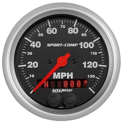 Auto Meter 3982 Sport-Comp GPS Speedometer