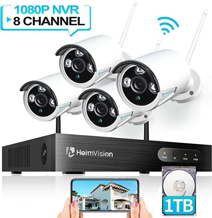 Top 10 Home Security Camera System With Hard Drive Included