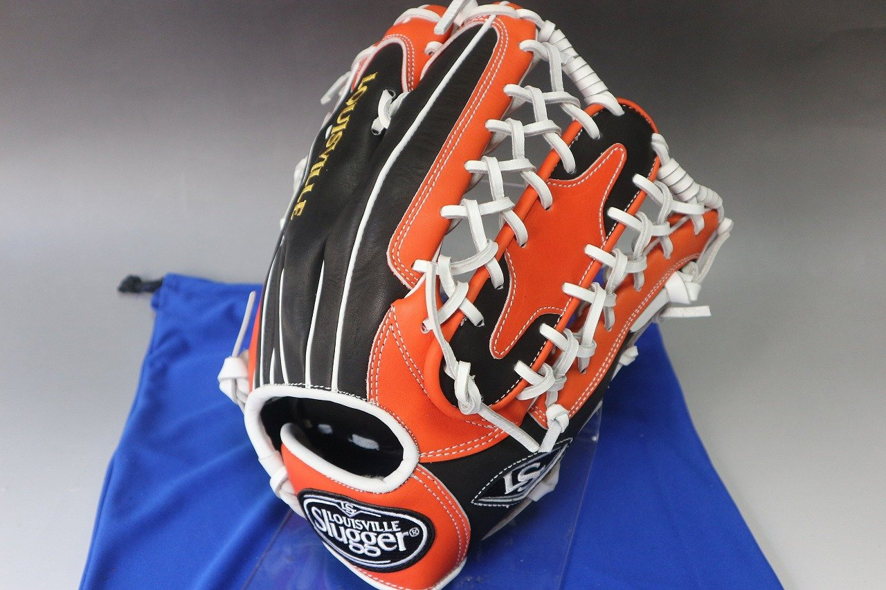 New TPX ルイスビル スラッガー Louisville Slugger 硬式外野用グローブ 硬式野球 グラブ 限定カラー 海外 645 B07BXNKJ82