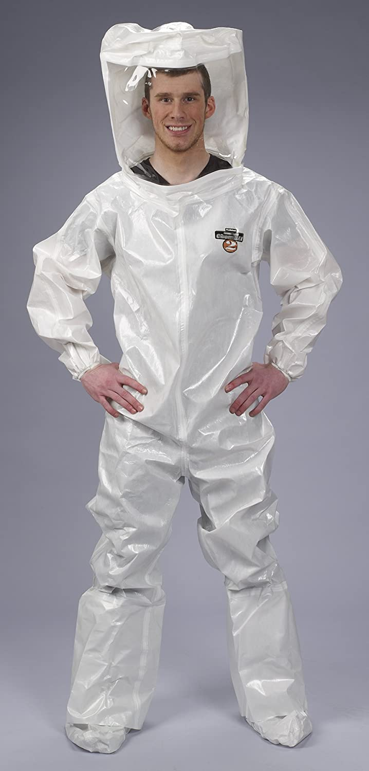 Lakeland ChemMax 2 TES Taped Seam Encapsulated Suit with ...