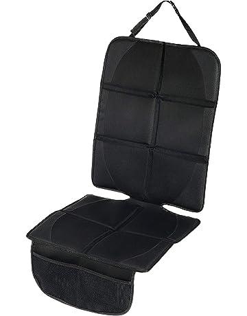 Protector de asiento de coche Antideslizante con organizador bolsillos Tamaño universal para los asientos de coche