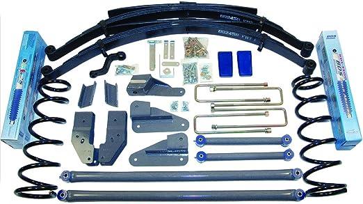 BDS 214H 94-99 Dodge 3/4 4.5/4.5 LA Blk & AAL w/top Suspension Kit
