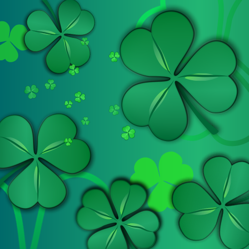 Lucky logo wallpaper