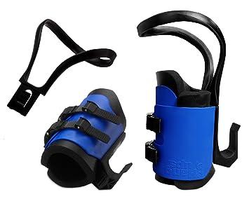 Teeter Inversion Gravity Boots - Standard Size: Amazon.co.uk: Sports ...