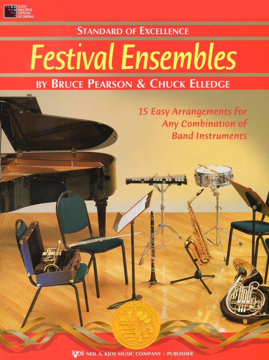 W27OB - Standard of Excellence - Festival Ensembles - Oboe