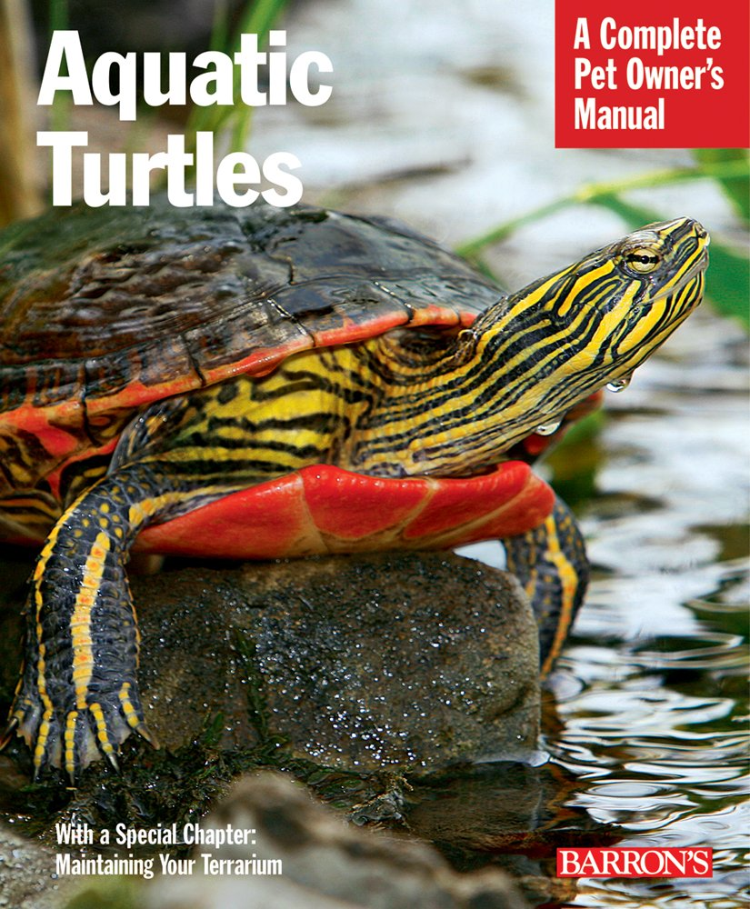 Aquatic Turtles (Complete Pet Owner's Manual): Hartmut Wilke:  0027011041914: Amazon.com: Books