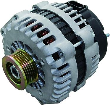 New Replacement 220 Amp Alternator For GMC Sierra 1500 1500HD 2500 2500HD 3500 2003-2005