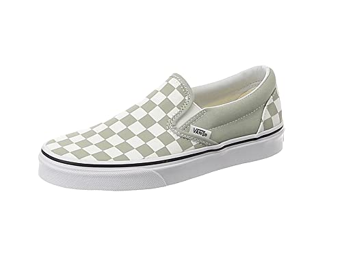 vans damen slip on grün