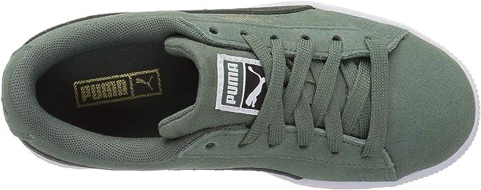 PUMA boys Suede Classic Ps Sneaker