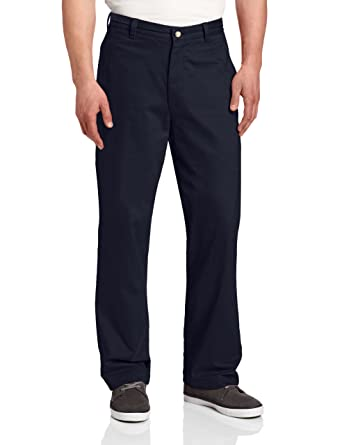 Vintage 1946 Men's Grenada Flat-Front Twill Pant at Amazon Men's ...