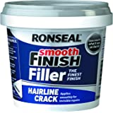 Ronseal Smooth Finish Filler Hairline Crack 600g
