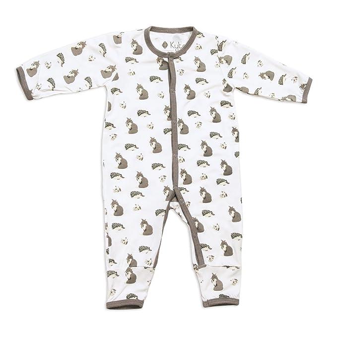 Amazon.com: KYTE - Peleles para bebé, sin pies, hechos de ...