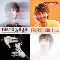 Scarlatti: Piano Works, Vol. 1