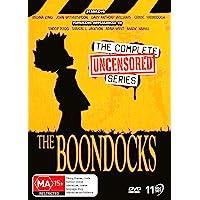 The Boondocks - Complete Uncensored Series - Season 1-4