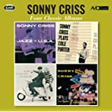 Four Classic Albums (Jazz USA / Plays Cole Porter / Go Man! / At The Crossroads)
