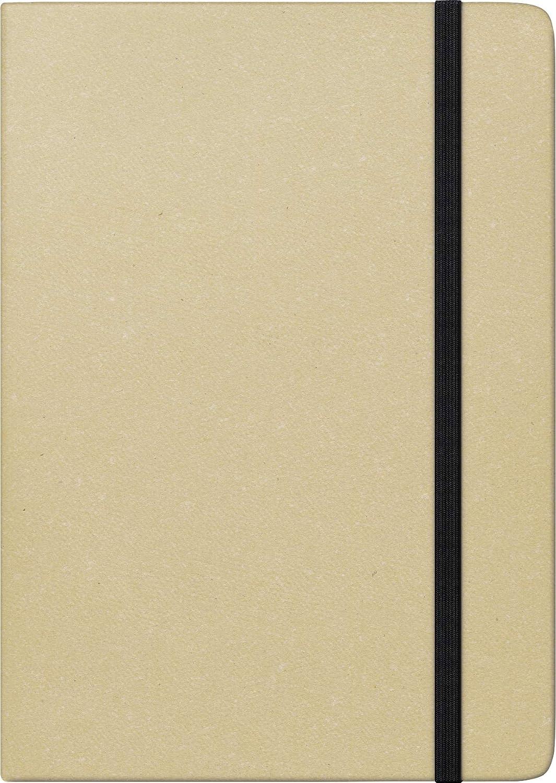Blattgr/ö/ße 14 Sch/ülerkalender//Wochenkalender 2019//2020 A5 Brunnen 1072982000Pimp it Up! 8 x 21 cm Hardcover-Einband mit Kraftpapier/überzug 2 Seiten = 1 Woche