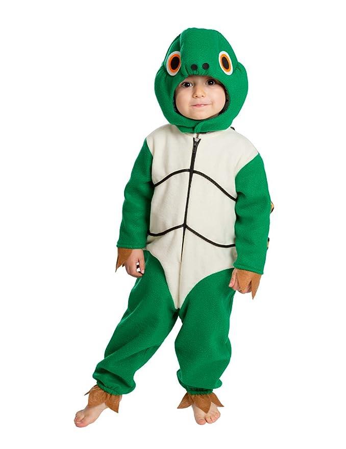 Disfraz de Tortuga con caparazón para bebés de 18 meses ...