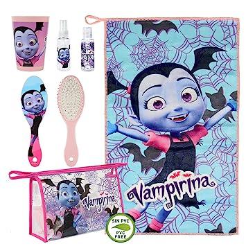 Vampirina bolsa de aseo: Amazon.es: Juguetes y juegos