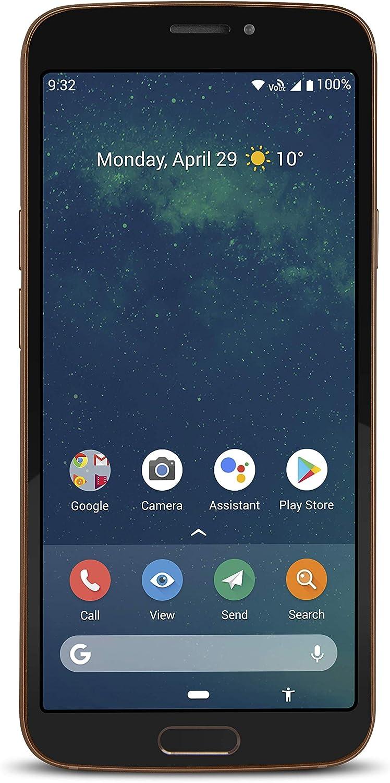 Doro 8080 - Smartphone con cámara de 16 MP para Personas Mayores ...