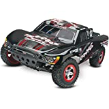 Traxxas Slash 1/10-Scale 2WD Short Course Racing Truck with TQ 2.4GHz Radio and OBA, Mike Jenkins