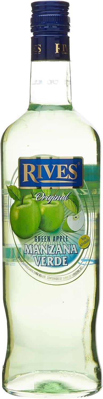 Rives Licor Manzana Verde sin Alcohol - 700 ml: Amazon.es ...