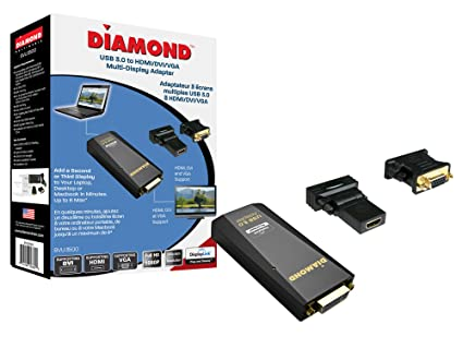 DRIVERS DIAMOND USB DISPLAY ADAPTER