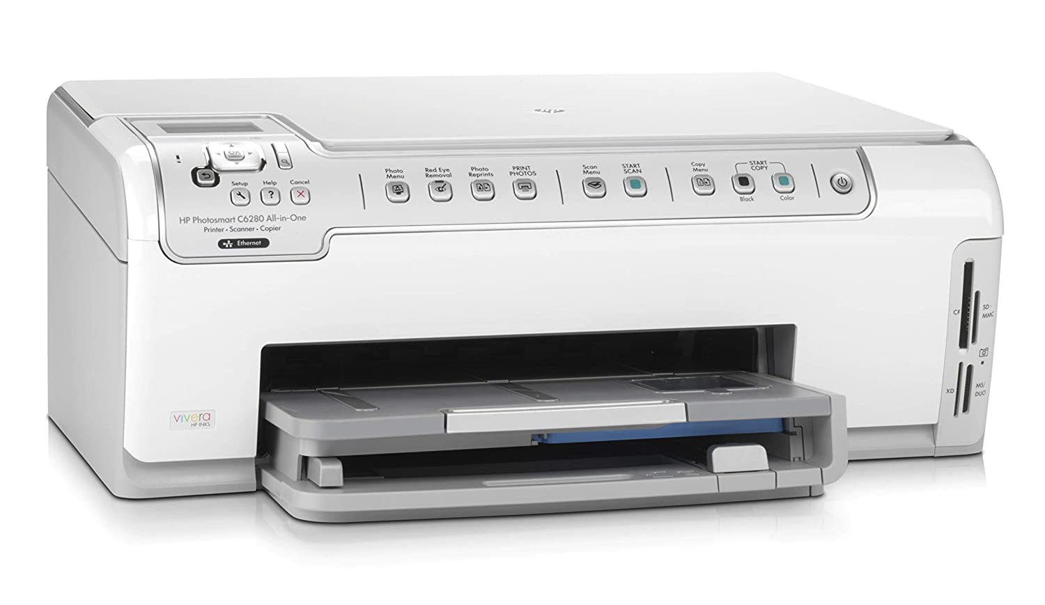 DRIVER UPDATE: HP C6200 ALL IN ONE PRINTER