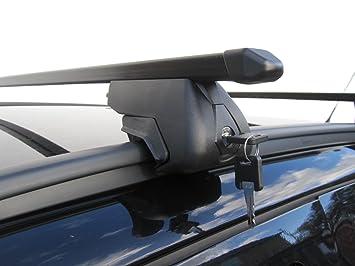Barras de techo para carga sólida para Opel Zafira (modelos de 2007 ...